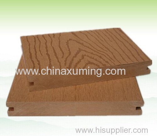 146*21mm Wood Plastic Composite Outdoor Decking