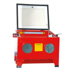 90L Bench Top Steel Blast Cabinet