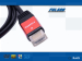 hdmi cable nylon mesh with metal shell