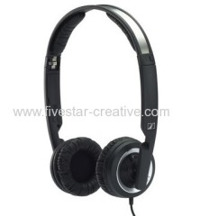 Sennheiser PX200-II Collapsible Foldable High Performance Noise-Isolating Headphones