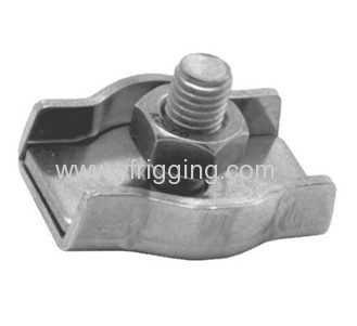 Simplex Wire Rope Clamp