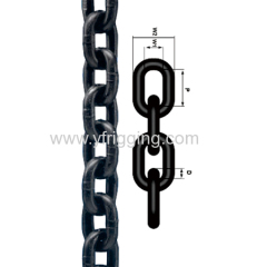 EN818-2 G80 Alloy Steel Lifting Chain