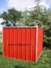 2.2 meters Construction site hoarding fence panel