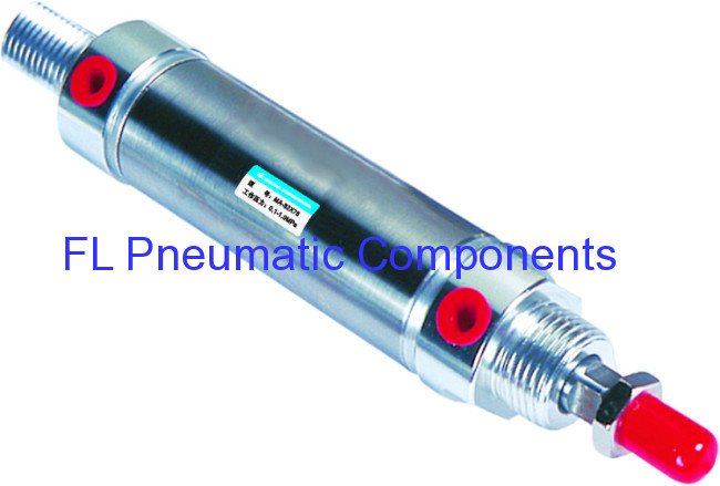 MA Series Stainless Steel Mini Cylinders