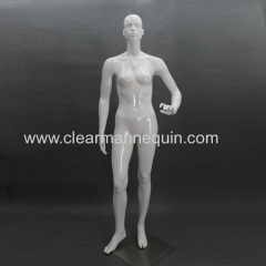 Fashion mannequin for store manikin