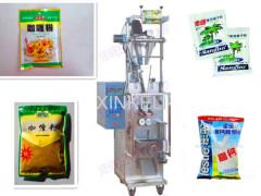 small type vertical powder auto packaging machine Curry powder Coconut powder milk powder packing machine hot selling