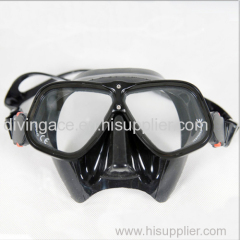 Fashion grown-up diving mask