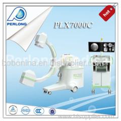 Clear Imaging Mobile Digital X Ray Unit Medical X-ray Machine For Sale PLX7000C