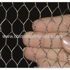 Hexagonal chicken poultry wire netting