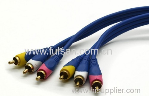 High Quality RGB cable AV cable audio and video cable