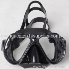 Scuba diving for adult with low volume