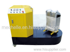 LP600F Automatic Airport Pack Wrapping Machine