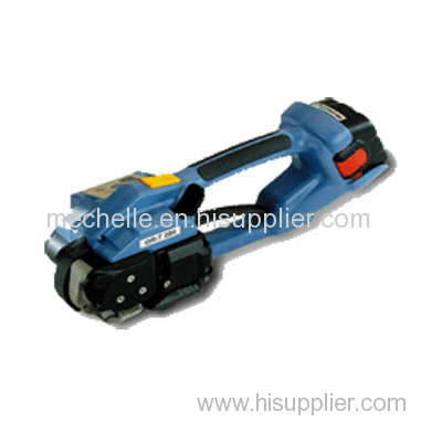 ZM-200 battery powered plastic strapping tool