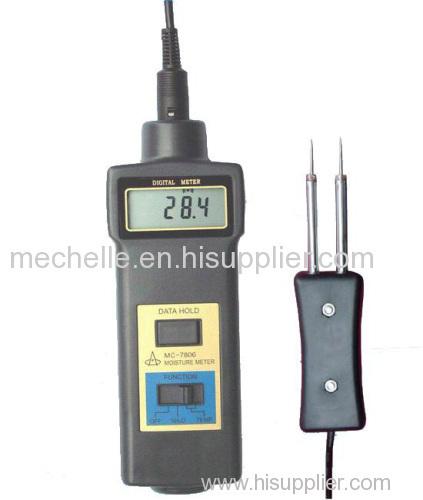 MC-7821 grain moisture tester