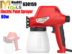 Electric Paint Sprayer solenoid Sprayer power Gun