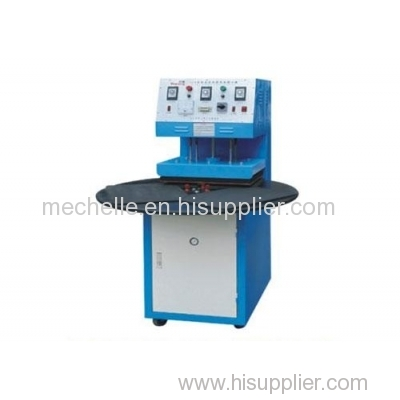 BS-3180 battery blister packing machine