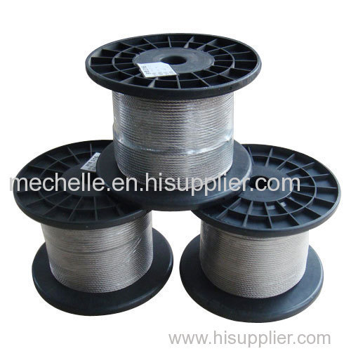 stainless steel wire rope manufacturer
