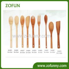 Bamboo utensils for spoon