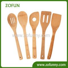 Biodegradable natural bamboo utensils