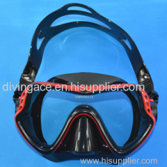 Top quality diving equipment diving mask