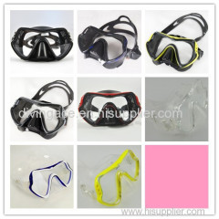 dive mask-kids diving funs-Guoyang dive sports equipment-low price
