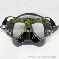 High grade scuba diving full face mask-low factory price-dongguan manufacturer