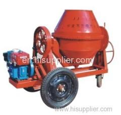 Transmission Line Tower Foundation Concrete Mixer