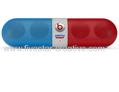Beats by Dr.Dre Pill Speaker Pretty Sweet White Special Edition