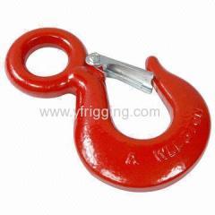 G80 Eye Sling Hook With Latch