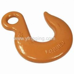 YF220 G80 Large Opening Eye Hook