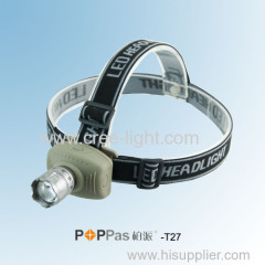 Telescopic CREE XR-E Q5 LED High Power Headlamp POPPAS-T27