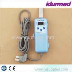 Portable Medical Electronic Infusion fluid and blood Warmer or Heater by CE approved