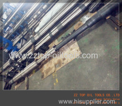 Sub-surface control downhole super safety valve 8