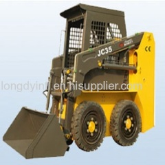 JC35 Longdy Brand OEM&Customized Wheel Skid Steer Loader