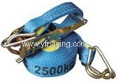 AS/NZS4380.2001 Ratchet Lashing Strap