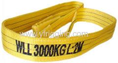3T Polyester Webbing Sling ISO4878/EN1492-1/ASME B30.9