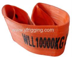 Heavy Duty Polyester Webbing Sling (10T/20T/50T/100T/120T)