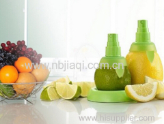 fashion portable lemon juicer/citrus sprayer