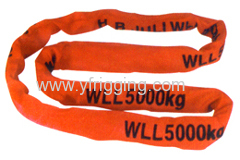 AS4497 Polyester Endless Round Sling