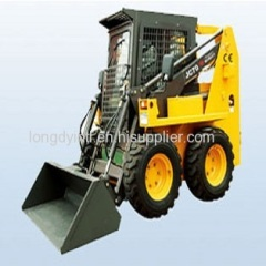 JC70 Longdy Brand Wheel Skid Steer Loader