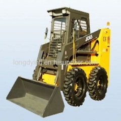 JC65 Longdy Brand Wheel Skid Steer Loader