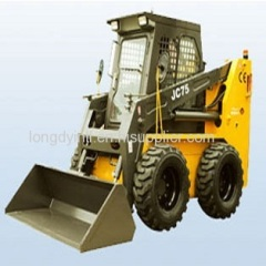 JC75 Longdy Brand Wheel Skid Steer Loader