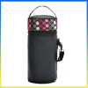 China supplier of stylish cylinder waterproof cooler bag insulation water bottle