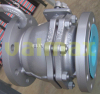 API 6D Floating Ball Valves, RF Flanged End, 150 LB