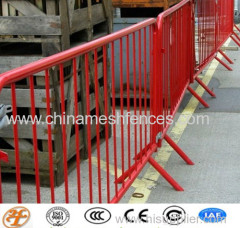 people control barrier; queue barrier; crowd barrier; traffic road barrier