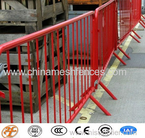 people control barrier; queue barrier; crowd barrier; traffic road barrier