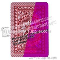 콘택트 렌즈를위한 Modiano 표시된 카드 | 치팅 카드 | 보이지 않는 잉크 | IR 콘택트 렌즈