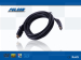 High speed HDMI to HDMI cable 180 degree support 1080p 3D ethernet