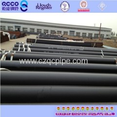 3PE Coating Line Pipe with API 5L X46