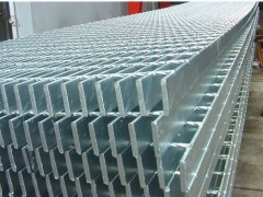 Heavy-duty Flatform steel floor grating